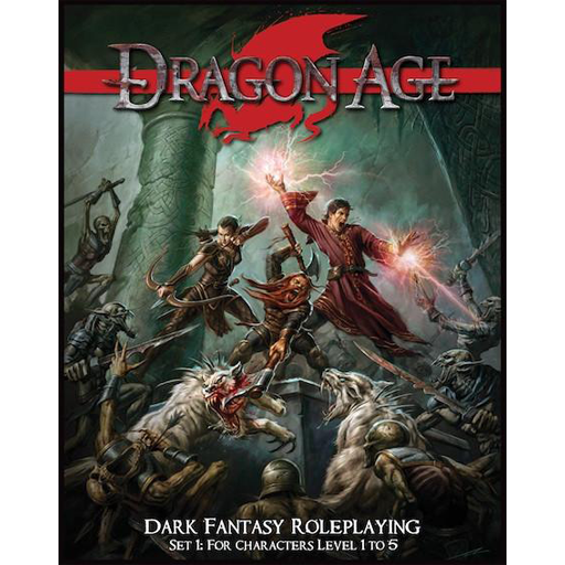 Dragon Age Game - Set 1