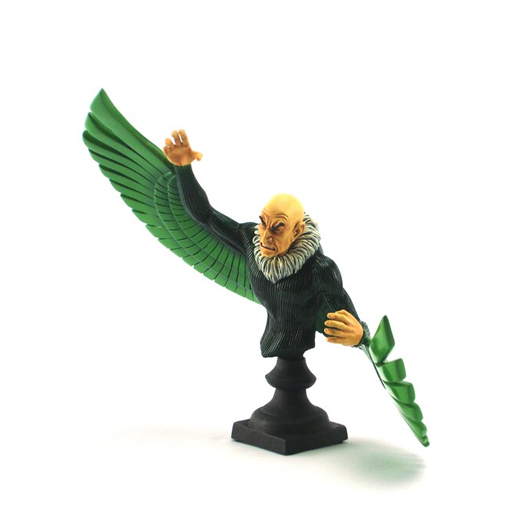The Vulture Bust Bowen Designs