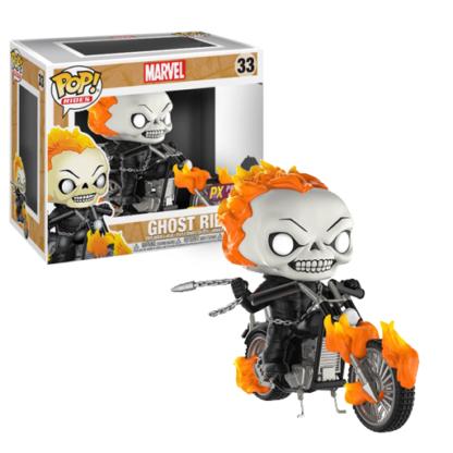 Funko Pop - Rides - Marvel Classic Ghost Rider #33
